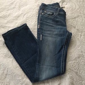 BKE boot cut denim jeans